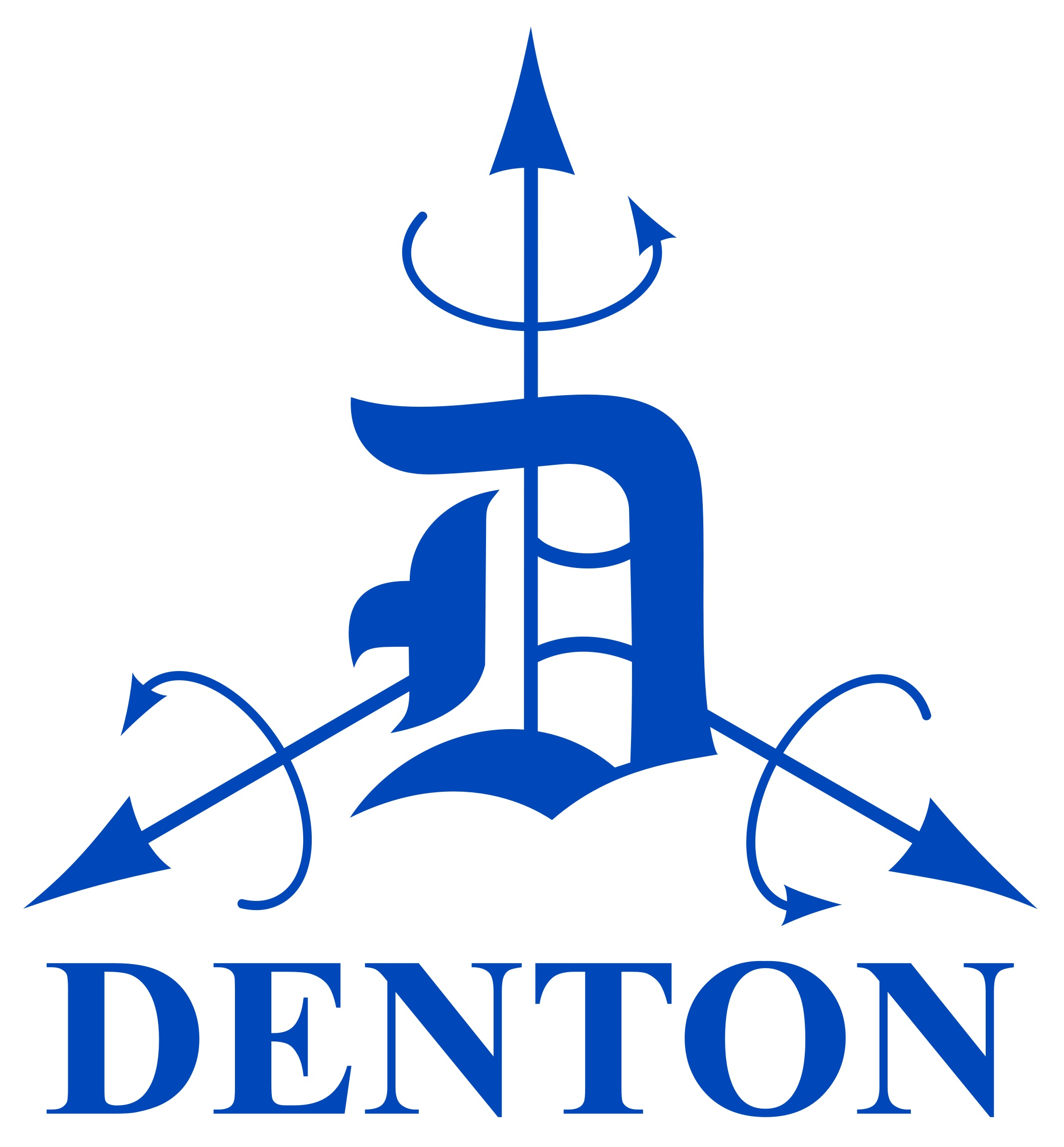 Denton Logo - Final 2-5-09
